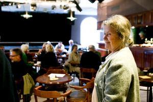 Nätverket Hudiksvalls väljare bjöd in till ett demokraticafé på tisdag kväll. Vården och skolan var temat för kvällen och Eva Bovin var samtalsledare.