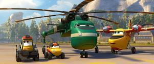 Disney passar på att introducera en rad nya figurer som går direkt in på leksaksaffärernas hyllor runt om i världen.