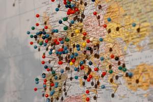 Hur många länder har du besökt?