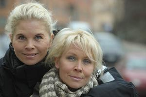 För Melodifestivalen har Susie och Lili Päivärinta återförenats i sin gamla duo Lili & Susie.