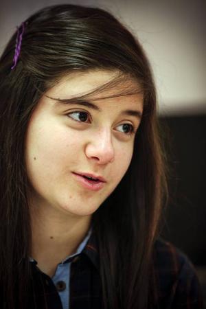 Lilit är klassiskt skolad och har vunnit några stora musiktävlingar i Syrien.