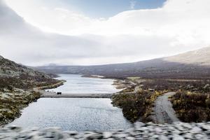 Suorvadammen i Lule älv. Norrland har naturresurserna men ser väldigt lite av vinsterna från dem.