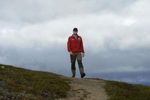 Lättvandrade leder är det gott om i runt Långfjällen och Städjan-Nipfjället.
