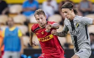 Andreas Skovgaard lämnar FC Nordsjälland och det är något som kan öppna för en comeback för ÖSK:s danska lån Viktor Tranberg. Skovgaard är jämnårig med Tranberg och spelade från start i FCN:s båda matcher mot AIK när det danska laget slog ut det blivande svenska mästarlaget ur Europa League i somras.