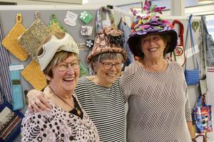 Arrangörerna Eivor Comén, Siv Gahlin och Karin Rickardsson har lagt mycket tid på att få ett stort och brett utbud av aktiviteter med förhoppningen om att det ska finnas något för alla åldrar och var man än bor i kommunen.