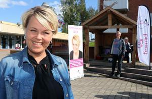 Linda Mattsson Bolin (VFÅ) hade inte räknat med att Förvaltningsrätten skulle göra en annan bedömning än de skoljurister man tog hjälp av innan överklagan skickades in.