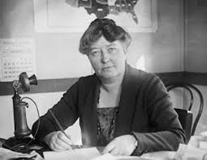 Mary Anderson. Facklig pionjär och rådgivare åt fem presidenter. Foto: Scanpix