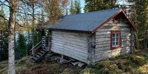 Den här fritidsfastigheten i Bodsjöedet klickades mest i länet på Hemnet förra veckan. Foto: Svensk Fastighetsförmedling