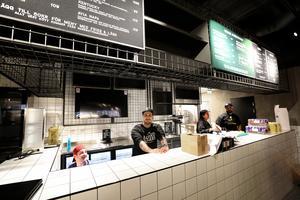 I början av maj öppnade Bastard Burgers sin restaurang på Åsgatan i Falun.