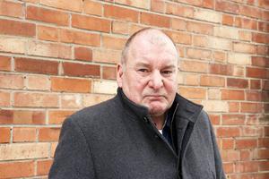 Roger Kjetselberg är vd för Tierpsbyggen AB och Tierps Kommunfastigheter AB. Bild: Joanna Wågström