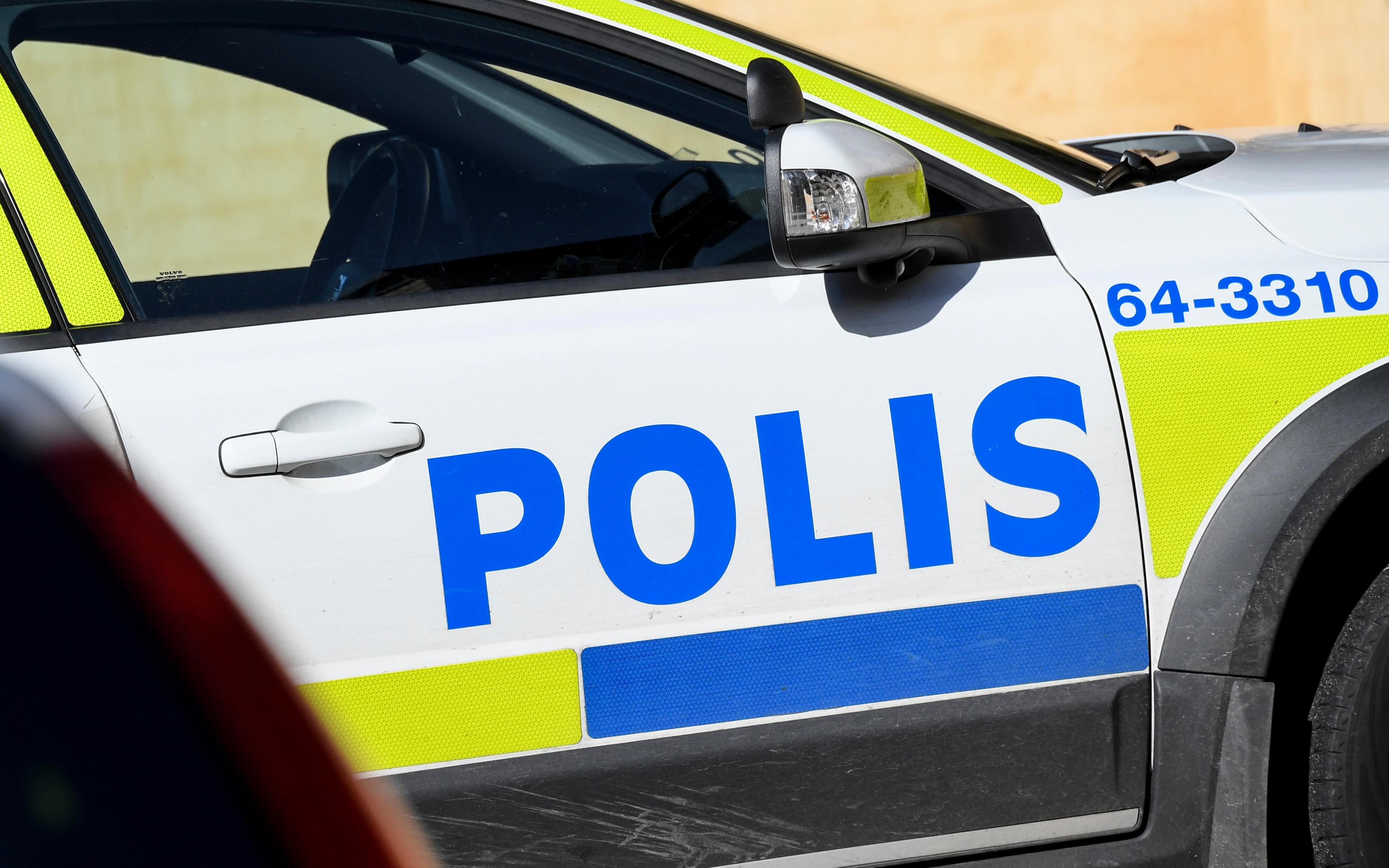 Jo kritiserar polisen i gavleborg