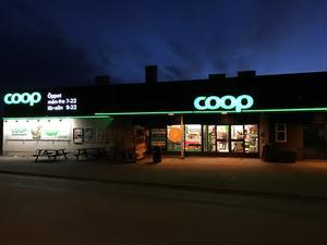 Coop Grindvägen. Foto: Privat
