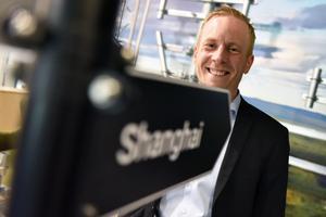 Mats Thörnqvist ser fram emot att börja jobba på MAFI och uppskattar det han sett hittills av företaget.