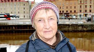 Maj Öhman, 84 år, pensionär, Sundsvall: