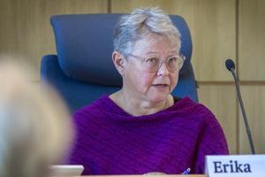 Erika Engberg (S) inser att beslutet skapar oro bland medborgarna, men såg ingen annan utväg än att rösta ja till stängningen av äldreboendet Hamrelund.