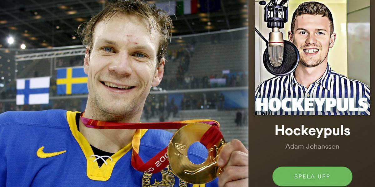 Hockeypuls podcast #64: Nicklas Lidström