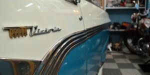 Till slut kunde Rune uppfylla sin dröm om en Ford Crown Victoria, men det här är inte den första.
