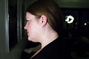 Madeleine Edling gick runt med en blödning i lillhjärnan i nästan en vecka innan stroken upptäcktes.