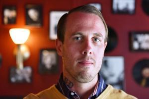 Peter Bäckström är det nyaste tillskottet i personalstyrkan.
