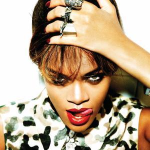 Rihanna - årets största dragplåster.