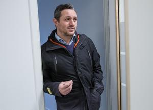 Ali Nefzi, teknisk chef i Söderhamns kommun.
