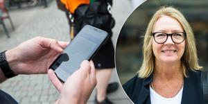 """Kommunens wifi invigdes 11 juli men stängdes ner en vecka senare. """"Ibland blir det tyvärr fel, och det beklagar jag"""" säger Maria Dahl Torgerson."""