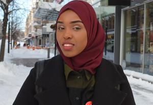 Aisha Ibrahim.