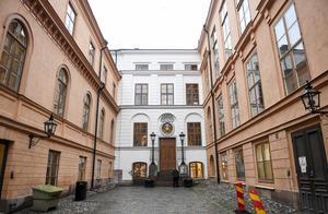 Domen mot kvartetten har överklagats till Svea hovrätt. Foto: Fredrik Sandberg / TT