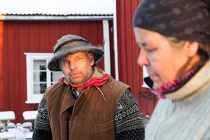 Forbonden Thomas Lindell är en drivande kraft för Hälsinglands forbönder.