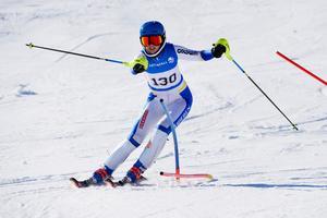 Ella Bromée från Sundsvalls slalomklubb blev bäste lokale åkare på damsidan med en åttondeplats i den tredje deltävlingen.