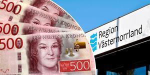 Årsprognosen för specialistvården i Region Västernorrland talar om ett underskott på 350 miljoner kronor,  vilket gör att frågan om en skattehöjning diskuteras bland regionpolitikerna.