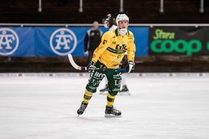 Jonas Pettersson – seriens poängkung.