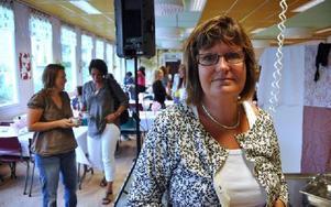 -- Alla elever, även de duktiga, ska utvecklas i den nya läroplanen, säger Anna-Lena Andersson.