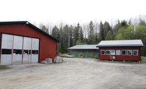 Byggmarknadens gamla lokaler ska byggas om till lagerhotell.