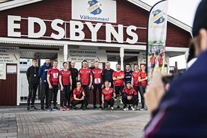 Edsbyns IF Friidrott är arrangörer till evenemanget, och gläds över att antalet deltagare ökar för varje år.
