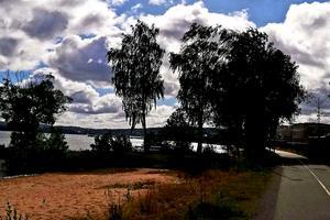 Vätterbild. Bild: Anette Karlsson