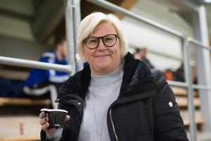 Marie Edström, 50 år, försäkringstjänsteman, Sundsvall.