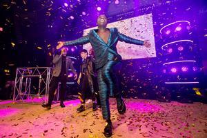 Årets Idolvinnare – Tusse Chiza.