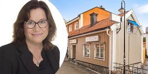 Lilla Brogatan 8 b i centrala Norrtälje är till salu. Foto: Svenska Mäklargruppen