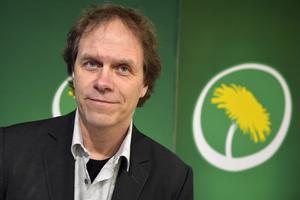 Pär Holmgren, Miljöpartiet.