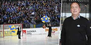Per Selin menar att finaltiderna var tvungna att flyttas på grund av iskvaliteten i damfinalen tidigare i år.
