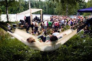 Gagnef-festivalen kommer att bli lite annorlunda sommaren 2018, säger arrangörerna. Arkivbild. Foto: Paulina Håkansson