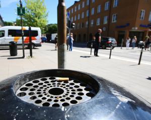 Kommunen har tillsynsansvar över de rökfria miljöerna, medan länsstyrelsen och folkhälsomyndigheten utövar tillsyn över kommunerna.