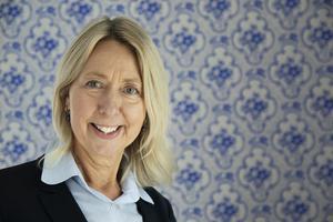 Helene Åkerström Hartman är glad åt utmärkelsen.