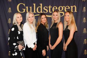 Nominerade i Årets unga löfte var Linnea Jensen, Kristina Dahlin, Wilma Söderberg, Linn Harrvik, och Wilma Berggren. De går på Timrå gymnasium och har UF-företaget Pre wrap sport.