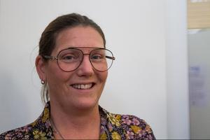 Karin Henningsson vill erbjuda fler heltider inom Nordanstigs omsorg.