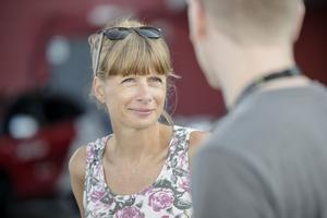 Katarina Borg ser fram emot resten av veckan och hoppas på att kunna ta sin andra O-Ringenseger i Ångermanland.