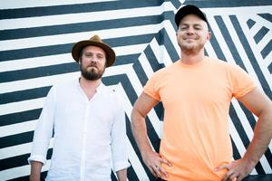 Tor Hedendahl och Daniel Wakeham är de som grundat och driver Artscape.
