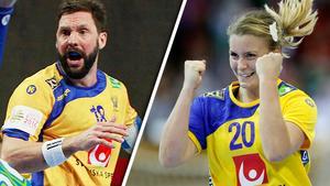 Tobias Karlsson och Bella Gulldén tjänar lika mycket vid ett VM-guld.