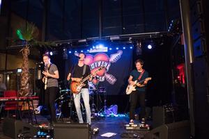 Under Live at Heart-festivalen fylls Örebros nöjesetablissemang och scener av musik